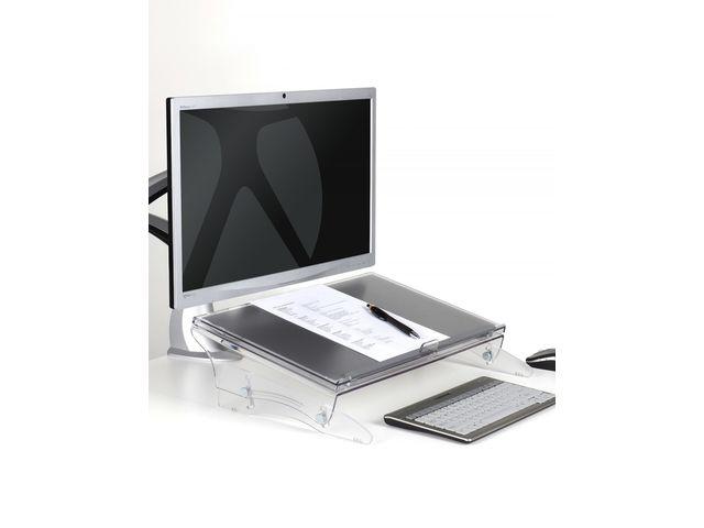 Porte documents flexdesk 640 contact affordance ergonomie for Surface de bureau