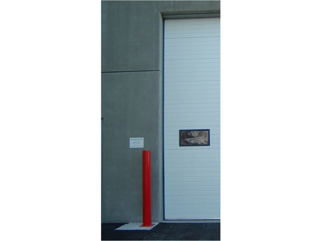 Porte sectionnelle contact record portes automatiques - Societe record porte automatique ...