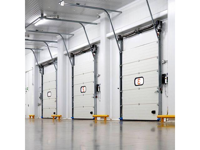 Portes Sectionnelles Fournisseurs Industriels