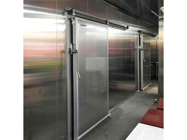 Accessoires et protections pour chambre froide et magasins