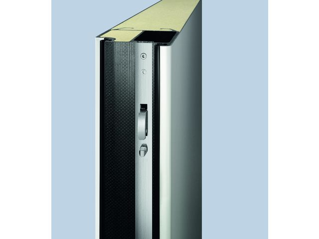 Portes DEntre En Aluminium Thermosafe  Contact Hormann