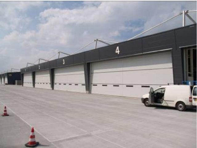 Portes sectionnelles grande dimension contact forankra - Porte garage grande dimension ...