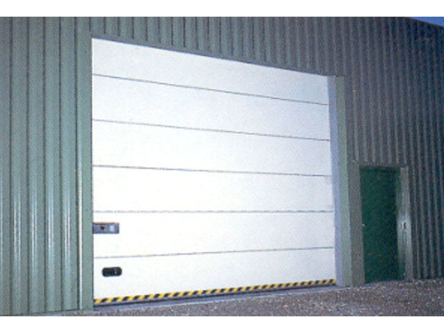 Portes Sectionnelles Standard Contact Forankra