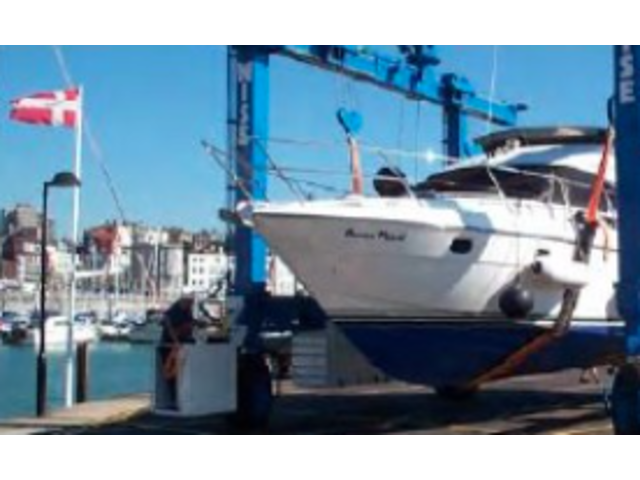 Portiques elevateur a bateaux sur roues contact - Bateau sur roues ...