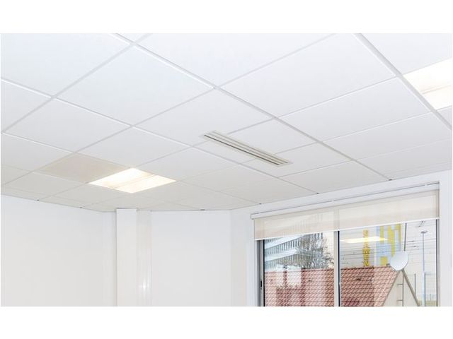 Pose de faux plafond contact extensia design build for Devis faux plafond