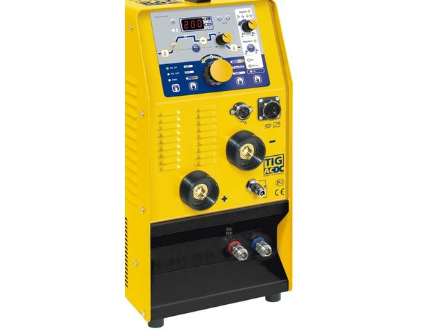 Poste soudure tig 208 ac dc hf sans accessoires contact gys - Poste soudure tig ...