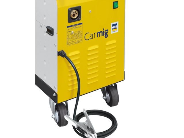 Poste de soudure semi-automatique (MIG MAG) aluminium   CARMIG ... e145792b0f32