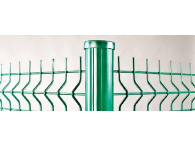 poteau galvanis plastifi profilpro volution contact. Black Bedroom Furniture Sets. Home Design Ideas