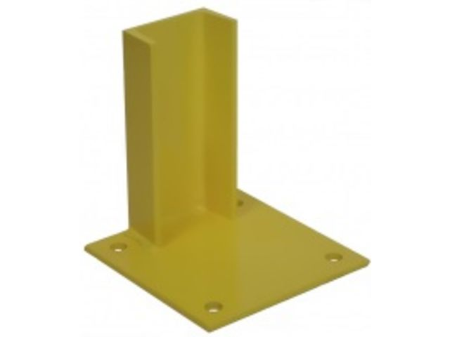 Potelet pour protection madrier UPN 100 h 225_AMPIE_1