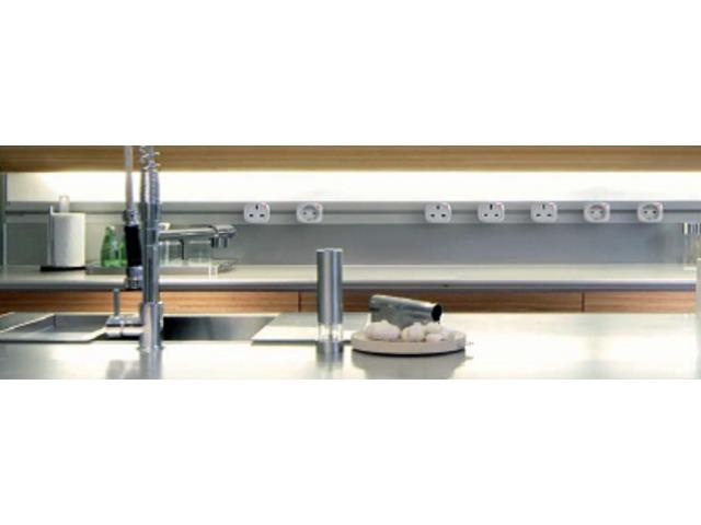 Prises de courant amovibles contact l 39 etincelle - Prise de courant cuisine ...