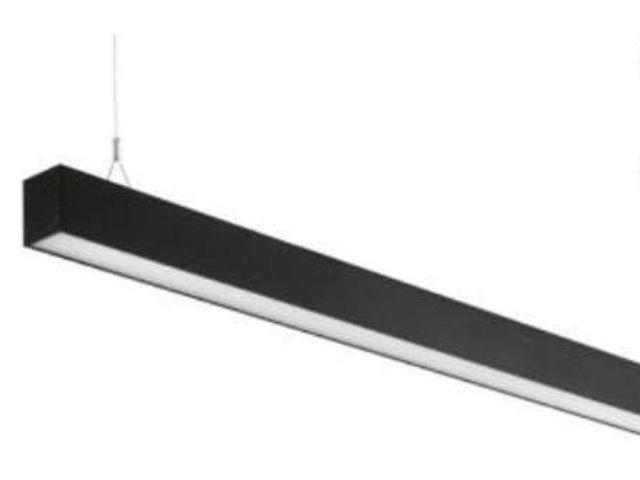 Profilé architectural led pour lignes continues lumineuses : airis