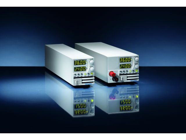 Programmable Power Supplies Z+ 200, 400, 600, 800 W
