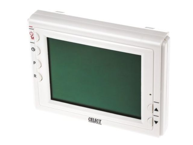 Programmable Thermostat Large Screen