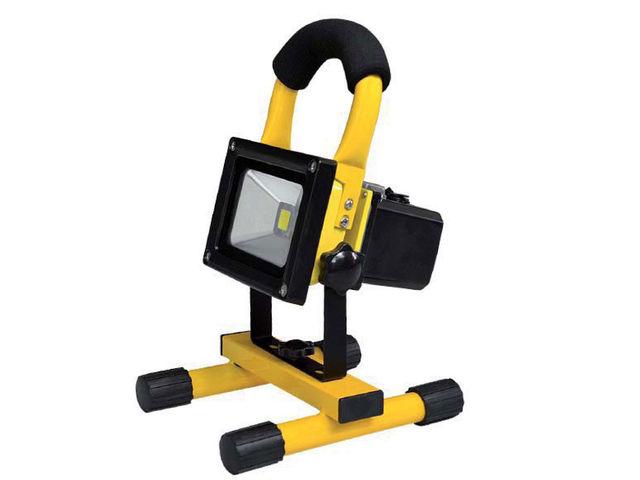 projecteur de chantier rechargeable de 10 et 30w contact ecoled design. Black Bedroom Furniture Sets. Home Design Ideas