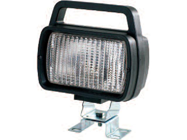 projecteur de travail 12 volts fixe orientable faisceau longue port e contact maitre. Black Bedroom Furniture Sets. Home Design Ideas