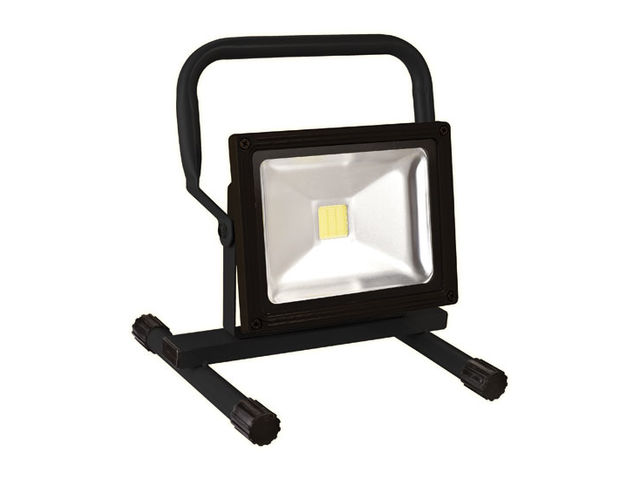 projecteur ext rieur led portable 20w contact signals. Black Bedroom Furniture Sets. Home Design Ideas