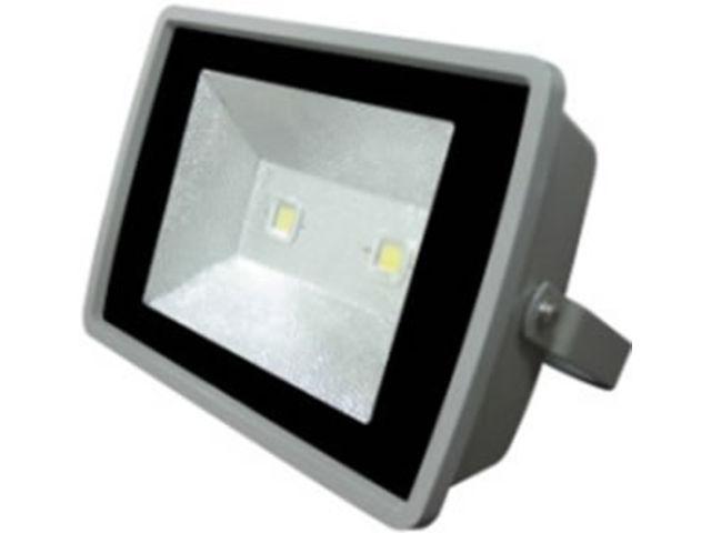 projecteur led blanc pur 220v 200w 140 degres contact la lumiere led. Black Bedroom Furniture Sets. Home Design Ideas