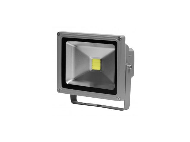 Projecteur LED COB BLANC CHAUD 20W : DEC/GL20BC-PM