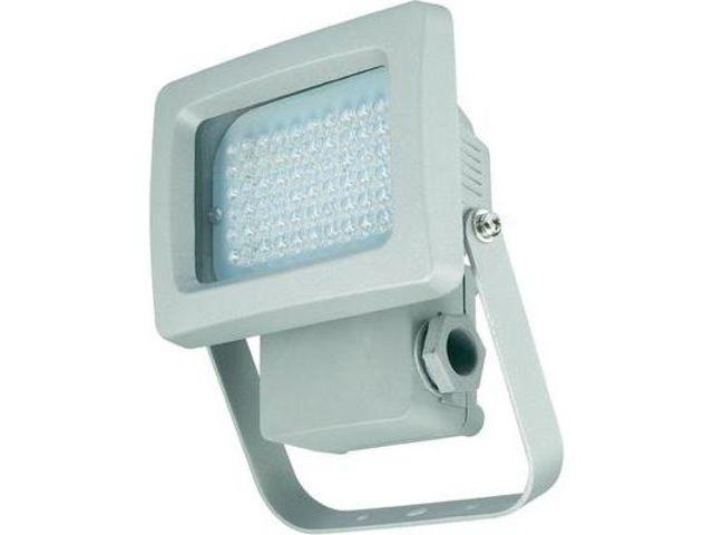 Projecteur led ext rieur 3 6 w blanc neutre 20560 argent for Par led exterieur