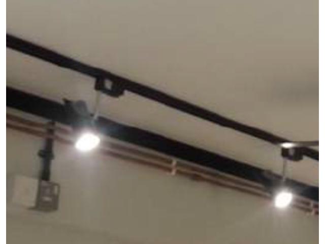 projecteur led long sur rail 34w r f 832117 contact chm electricite. Black Bedroom Furniture Sets. Home Design Ideas