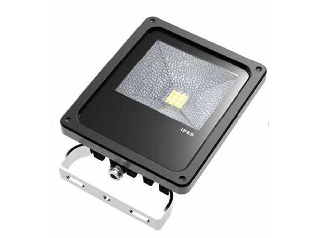 projecteur led nouvelle generation floodlight addis 10w 002726668 product zoom 5 Bon Marché Projecteur Led Shdy7