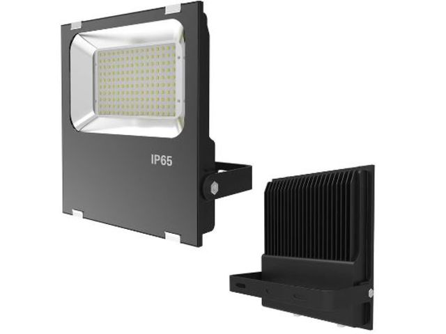 Projecteurs led ext rieur ou int rieur 80w fls80 contact for Projecteur led interieur