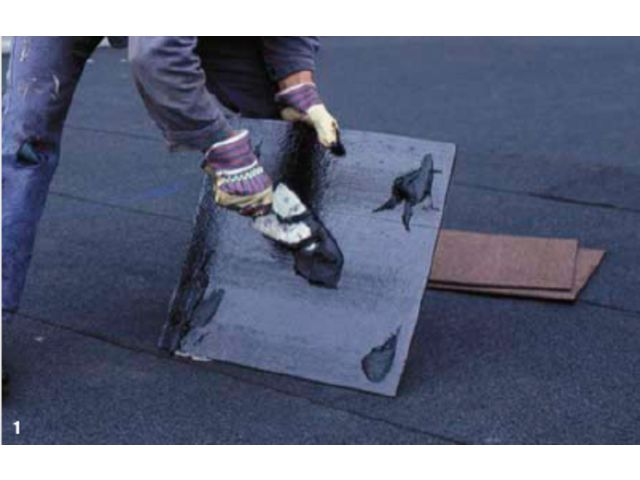 protection pour travaux sur toit glissant contact siplast icopal. Black Bedroom Furniture Sets. Home Design Ideas