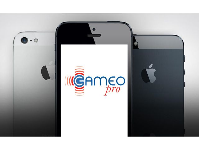 Protection travailleur isolé – GSM PTI : Gameo Pro sur iPhone