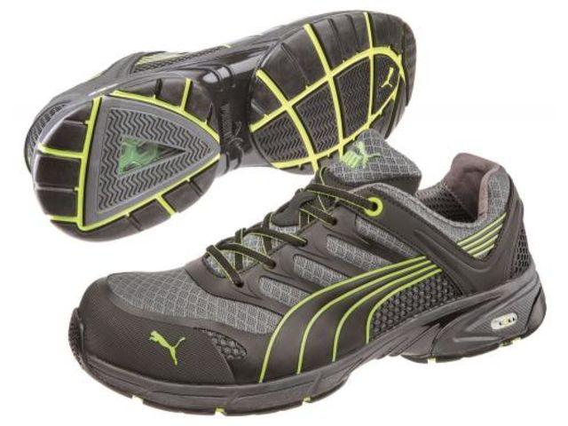 Chaussures de sécurité basse hommefemme S3 HRO SRC, PUMA taille 37