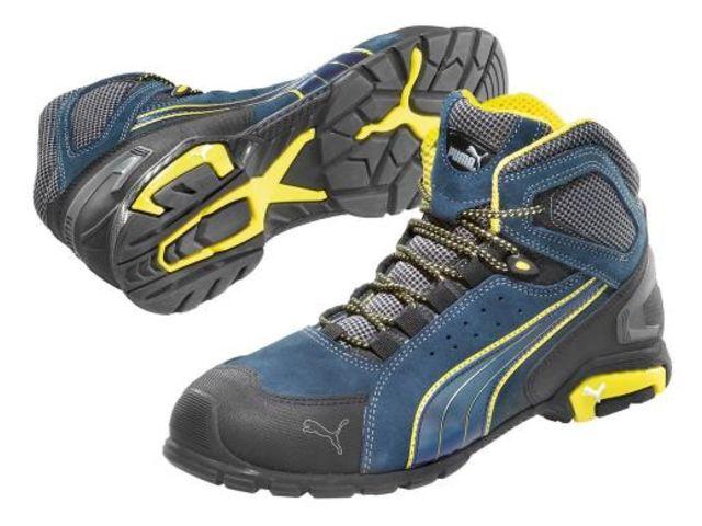 puma chaussures de s curit homme s1p src taille 39 au 47 contact rangestock. Black Bedroom Furniture Sets. Home Design Ideas