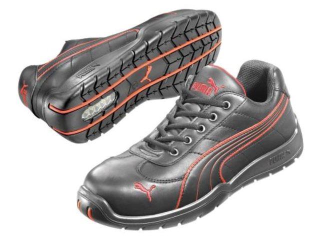 46 Puma De Sécurité Taille Mixte Modele Low Silverstone Chaussures b9YWEDHe2I