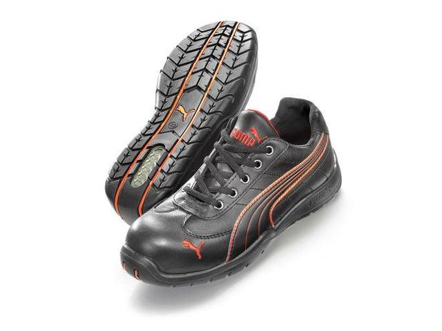 la meilleure attitude 585c6 9abdd Chaussures de sécurité basse homme/femme S3 HRO SRC, PUMA taille 37
