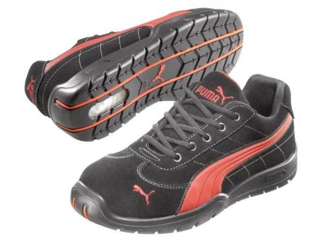 Pour Puma Homme Taille Sécurité Basse Chaussures 47Contact De ZPikuOX