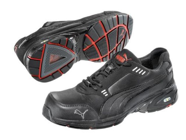 puma chaussures de s curit pour homme noir taille 47 contact rangestock. Black Bedroom Furniture Sets. Home Design Ideas