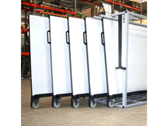 Rack t les stockage t les vertical contact segema - Rack de stockage brico depot ...