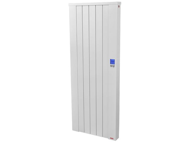 radiateur electrique inertie vertical jawotherm 800 w. Black Bedroom Furniture Sets. Home Design Ideas