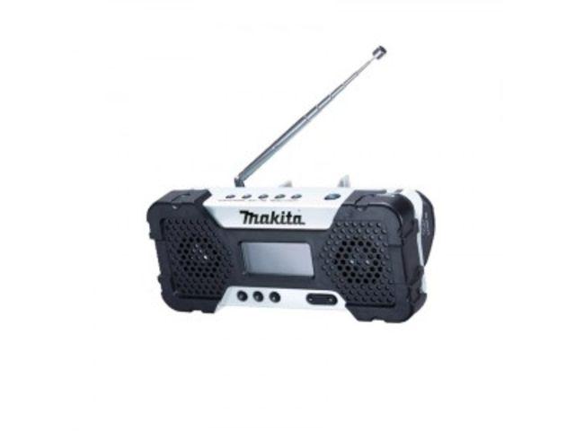 radio de chantier makita mr051w batteries 10 8v contact. Black Bedroom Furniture Sets. Home Design Ideas