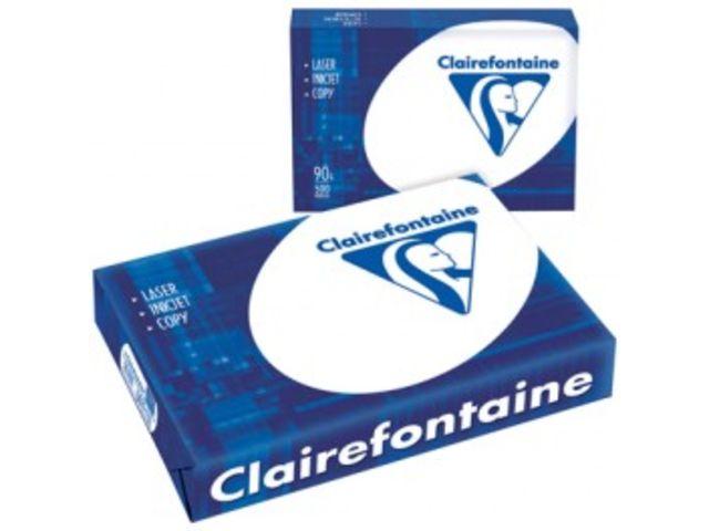 ramette papier clairefontaine clairalfa a3 90 gr 500 feuilles blanc