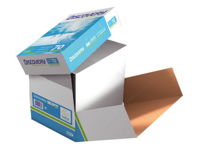 ramette papier discovery faible grammage a4 70 gr 2500. Black Bedroom Furniture Sets. Home Design Ideas