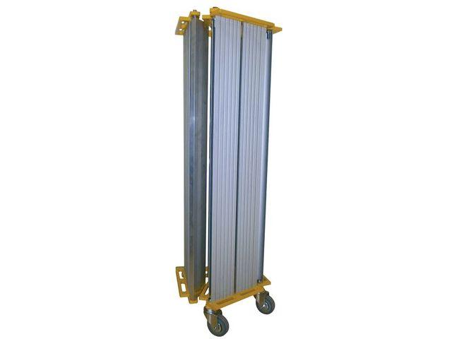 rampe d 39 acc s pliable et enroulable en aluminium contact. Black Bedroom Furniture Sets. Home Design Ideas
