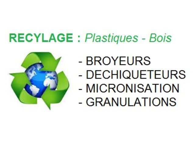 broyeur plastique pour recyclage fournisseurs industriels. Black Bedroom Furniture Sets. Home Design Ideas