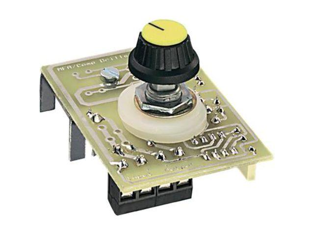 r gulateur de tension pour les moteurs lectriques et les motor ducteurs vendu par conrad. Black Bedroom Furniture Sets. Home Design Ideas