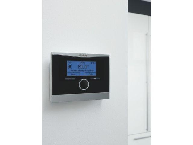 R gulateur syst me sonde ext rieur calormatic 470f for Sonde exterieur chaudiere