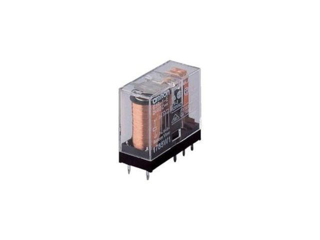 relais de puissance 2 inverseurs pour circuit imprim 12 v dc coupure maxi 400 v ac 125 v dc. Black Bedroom Furniture Sets. Home Design Ideas