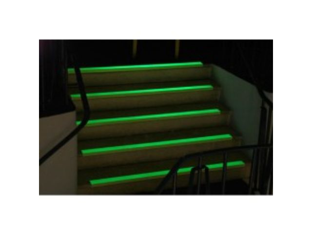 Rev tement pour escalier bord de marche super agrippant photoluminescent contact watco - Revetement pour escalier ...