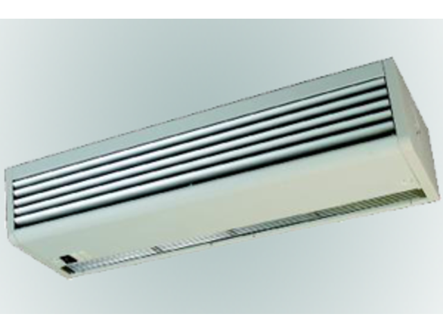 rideau d 39 air eau chaude r gime 90 c 70 c contact solaronics chauffage. Black Bedroom Furniture Sets. Home Design Ideas