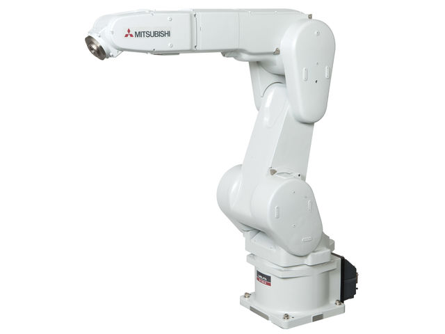 Robot 13kg poly-articulé - RV13_MITSUBISHI ELECTRIC EUROPE