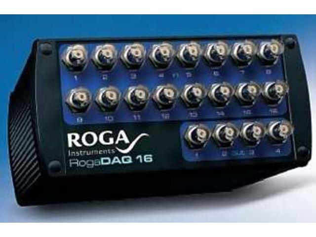rogadaq16 enregistreur 16 voies contact roga instruments. Black Bedroom Furniture Sets. Home Design Ideas