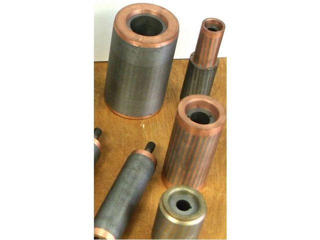 rotors cage cuivre pour moteurs lectriques contact favi le laiton injecte. Black Bedroom Furniture Sets. Home Design Ideas