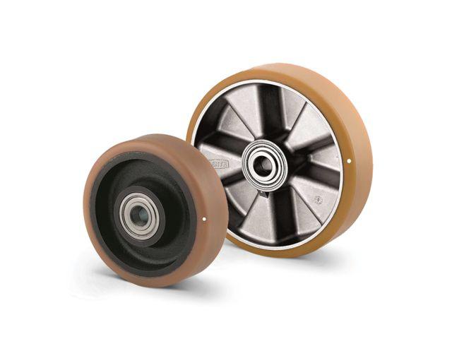 Boulons//Mat/ériel Inclus 500 kg 8 mm-12 mm r/églable Color : Gold, Size : 40S filet/é Tige XINKONG 4 Extra Heavy Duty r/étractable Roulette pivotante Roue Base antid/érapante